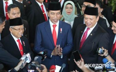 Jokowi Diharapkan Pilih Menteri yang Mewakili Kebhinekaan