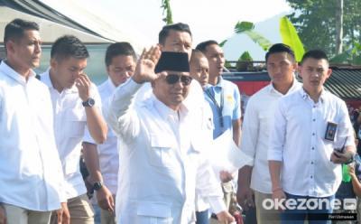 Prabowo Dikabarkan Akan Datang ke Istana Sore Ini, Jadi Menteri?