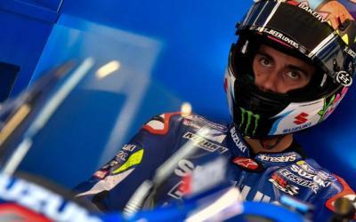 Rins Mulai Pesimis Bisa Sudahi MotoGP 2019 di Posisi Ke-3