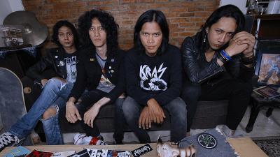 Pesan Mendalam Band Metal KRAS di Single Terbaru