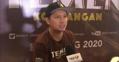 Cerita Gading Marten Jadi Bos Prisia Nasution di Teman Kondangan