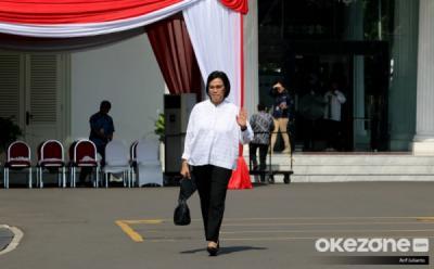 Rupiah Menguat ke Rp14.050, Sambut Kedatangan Sri Mulyani ke Istana