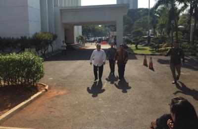 Bahas Pendidikan, Bambang Brodjonegoro Dapat Tugas Baru Jadi Menristekdikti?