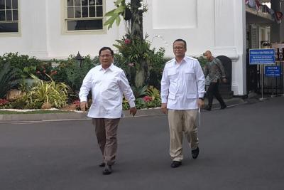 Prabowo Jadi Calon Menhan, Ketua MPR Harap Pertahanan Bangsa Indonesia Disegani
