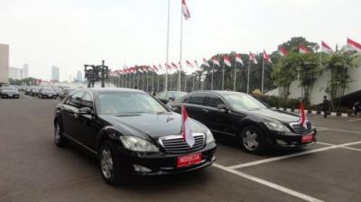 2 Mobil Koleksi Wapres Maruf Amin Lebih Mahal Dibandingkan 10 Mobil Presiden Jokowi