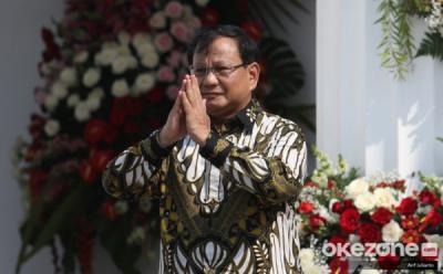 Jabat Menhan, Gerindra Tegaskan Prabowo Bakal Jalankan Visi-Misi Presiden Jokowi