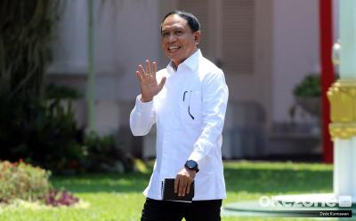 Profil Singkat Zainudin Amali, Menpora Periode 2019-2024