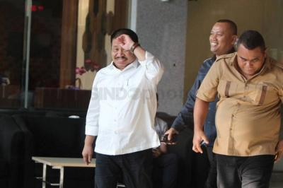 KPK Periksa Bupati Bengkalis sebagai Tersangka Korupsi Proyek Jalan