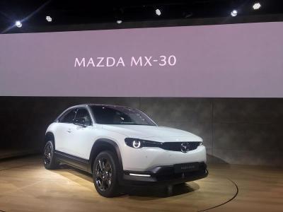 Mazda Perkenalkan Mazda MX-30, Mobil Listrik Produksi Massal Pertama di TMS 2019