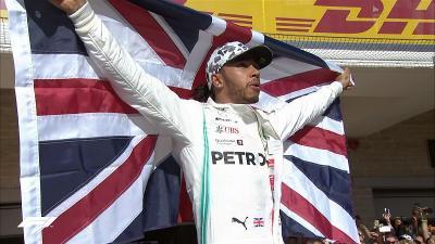 Hamilton Tetap Bidik Kemenangan meski Sudah Jadi Juara Dunia F1 2019