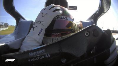 Raih Gelar Juara Dunia F1 Keenam, Hamilton: Saya Merasa Lebih Rendah Hati