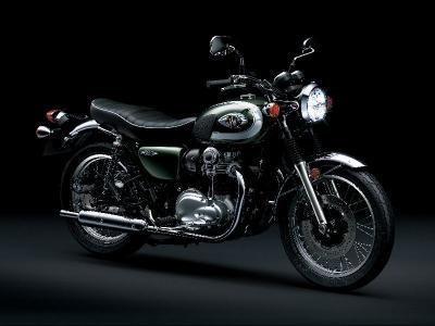 Kawasaki W800 Resmi Meluncur, Harga Lebih Mahal dari Xpander