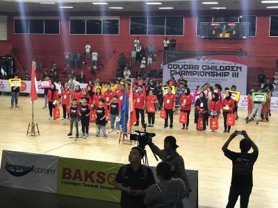 Cougar Children Championship 2019 Kembali Digelar untuk Ketiga Kalinya