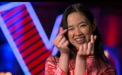 Pesona Cantik Claudia Emmanuela Santoso, Pemenang The Voice of Germany 2019