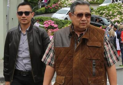 Hari Ayah Nasional, Intip Momen Kedekatan AHY dan SBY