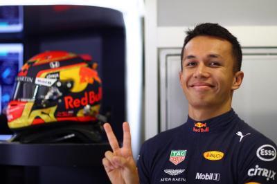 Bahagianya Albon Bisa Berduet Kembali dengan Verstappen di F1 2020
