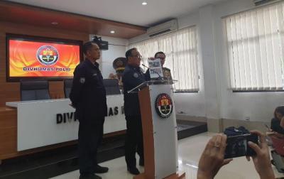 Tim Inafis Ambil Sidik Jari Pelaku Bom Bunuh Diri di Polrestabes Medan