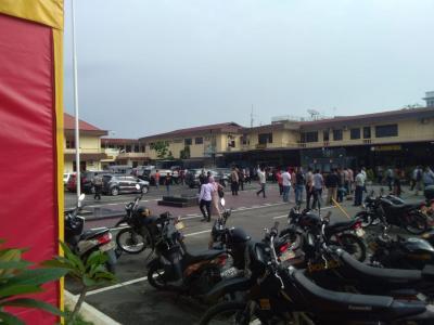 Saat Bom Meledak, Kapolrestabes Medan Disebut Tengah Bersama Presiden di Bogor