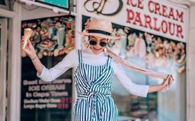 4 Gaya Hijab Stripe Cerah yang Membuatmu Tampak Ceria