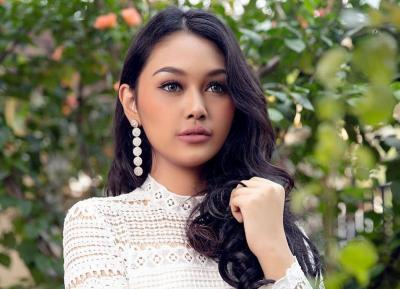 Bersiap ke Miss World 2019, Ini Pesan Liliana Tanoesoedibjo untuk Princess Megonondo