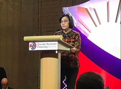 Sri Mulyani: Virtual Asset seperti Crypto Currency Sulit Dilacak