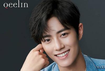 Kalahkan Jungkook & V BTS, Xiao Zhan 'The Untamed' Jadi yang Tertampan di Asia