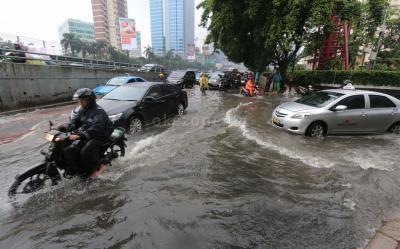 Cegah Banjir saat Musim Hujan, Pemprov DKI Siapkan Langkah Antisipasi