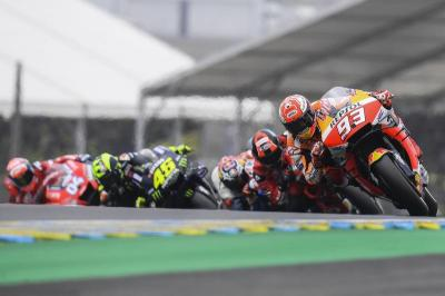 Hungaria Bakal Selenggarakan MotoGP Mulai 2022