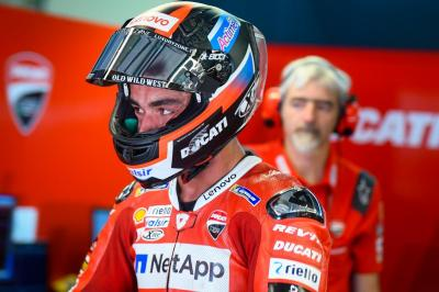 Petrucci Siap Perbaiki Performa di MotoGP Valencia 2019