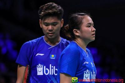 Langkah Praveen Melati Terhenti di Babak 16 Besar Hong Kong Open 2019