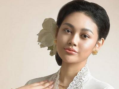 World 2019, Princess Megonondo Siap Presentasikan Diri sebagai Wanita Indonesia