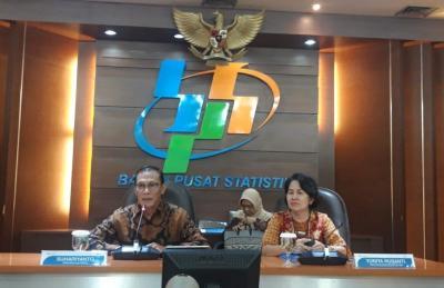 Impor Turun Tajam, Neraca Perdagangan Oktober Surplus USD161,3 Juta