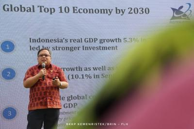 Kembangkan Ekonomi Digital, Menristek Dorong Pertumbuhan Unicorn