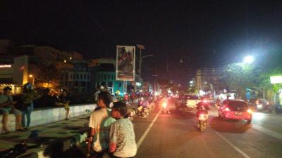 Warga Halmahera Barat Mengungsi ke Tempat Tinggi Pasca-Gempa 7,1 di Malut