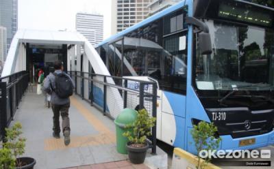 Tampilkan Iklan Tak Senonoh di Transjakarta, 59 Bus Zhongtong Dikandangkan