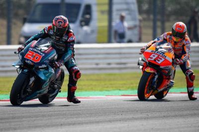 Hasil Sesi Latihan Bebas 1 MotoGP Valencia 2019