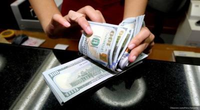 Dolar AS Tergelincir terhadap Poundsterling dan Euro