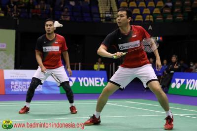 Jadwal Wakil Indonesia di Semifinal Hong Kong Open 2019