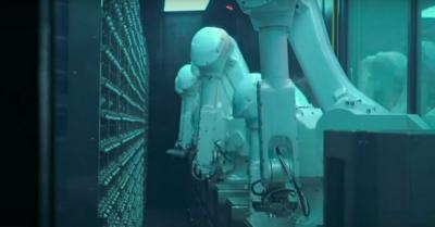 Unik, Restoran di China Gunakan Robot sebagai Pelayan