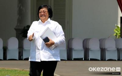 Terima Rp9,01 Triliun, Menteri Siti: Kepercayaan Besar Harus Diisi Kerja Keras
