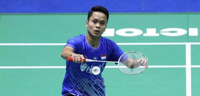 Anthony Kalah, Indonesia Tanpa Gelar Juara di Hong Kong Open 2019
