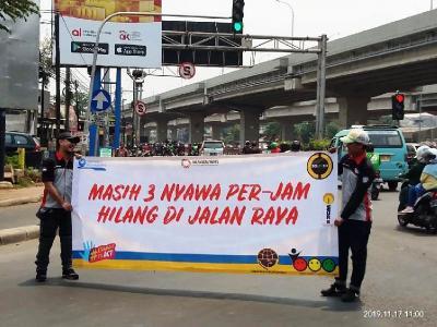Peringatan Hari Keselamatan Jalan Raya, RSA: Tiga Nyawa Melayang Setiap Jam