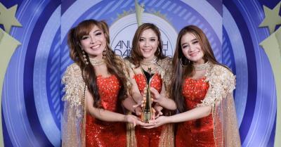 Bangganya Trio Macan Jadi Pemenang Anugerah Musik Dangdut Indonesia 2019