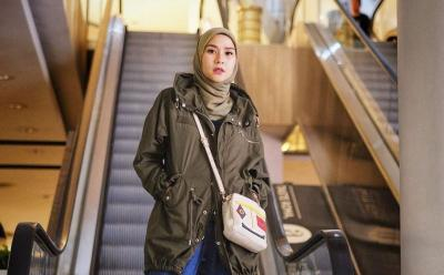 Kunjungi Dokter Kandungan, Zaskia Adya Mecca Hamil Anak Kelima?