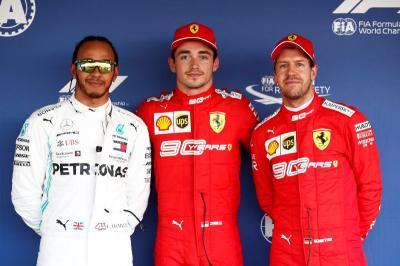 Bos Ferrari Diminta Bicara dengan Vettel dan Leclerc