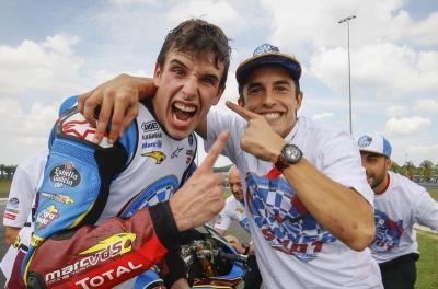Alasan Repsol Honda Kontrak Alex Marquez Hanya Setahun