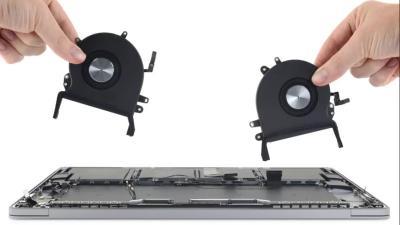 Temukan Baterai Besar, iFixit Bongkar MacBook Pro 16 Inci