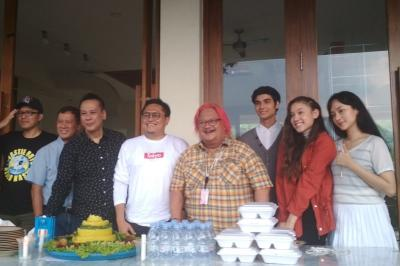 Film 2045 Tampilkan Kecanggihan Teknologi Indonesia di Masa Mendatang