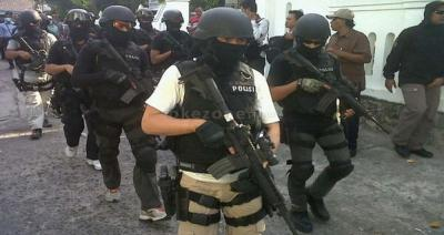 Tujuh Terduga Teroris yang Ditangkap di Cirebon Anggota JAD