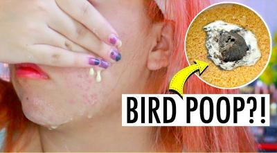 Masker Kotoran Burung Ampuh Bikin Wajah Bersih dan Lebih Cerah